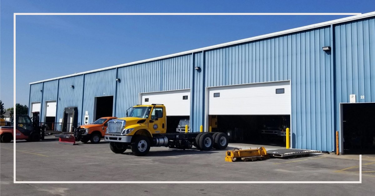 Monroe Truck Equipment Focuses on Growth and Customer Service with Expansion of De Pere Facility