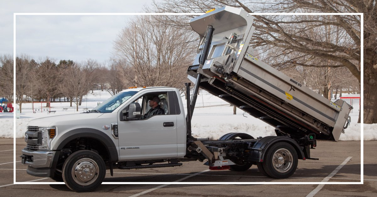 How Monroe Truck Equipment Is Helping Municipalities Combat Their Labor Challenges