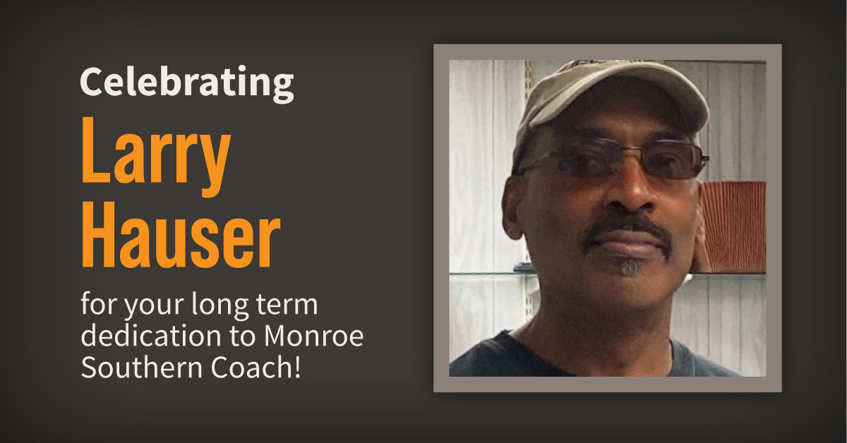 Monroe's Southern Coach Team Celebrates The Career of Larry Hauser