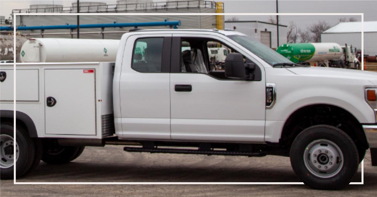 Monroe Truck Equipment Updates Service Body for Service Technicians