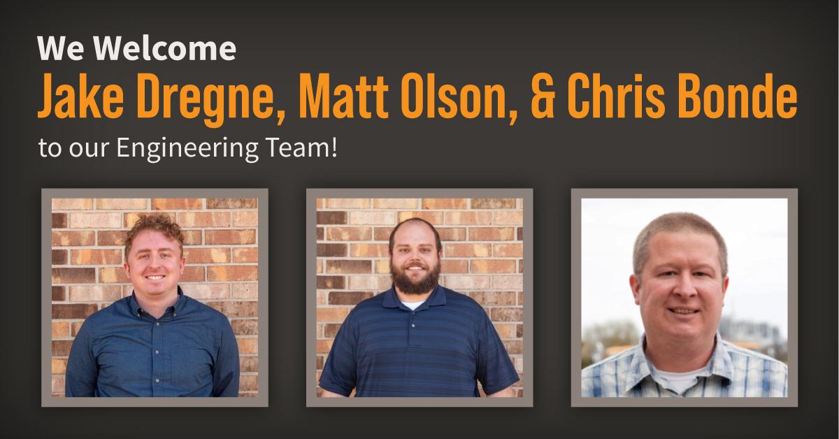 Monroe Truck Equipment Welcomes New Engineering Team Members