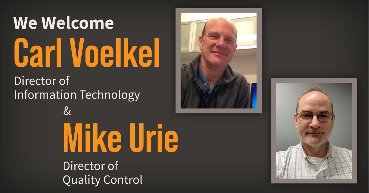 Monroe Employee Spotlight – Carl Voelkel and Mike Urie